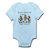 Hike A-T Infant Bodysuit