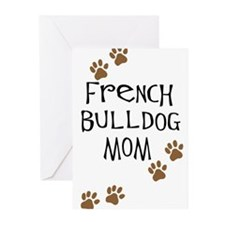 French Bulldog Mom Greeting Cards (Pk of 10)