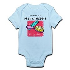 Hairdresser Aunt Infant Bodysuit