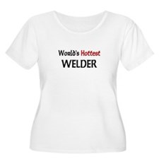 World's Hottest Welder T-Shirt