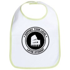 Support Latin Student Bib