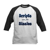 Script Sissies Tee