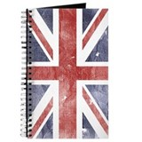 BRITISH UNION JACK (Old) Journal