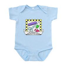 Beautician Mommy Infant Bodysuit