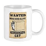 Schroedinger's Cat Small Mug