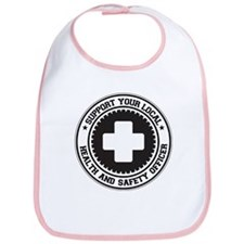 Support Health and Safety Officer Bib