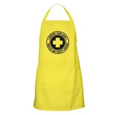 Support Health and Safety Officer BBQ Apron