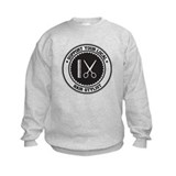Support Hair Stylist Sweatshirt