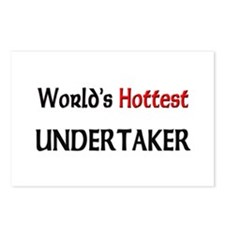 World's Hottest Undertaker Postcards (Package of 8