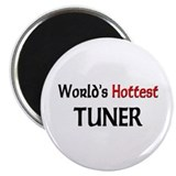"World's Hottest Tuner 2.25"" Magnet (10 pack)"
