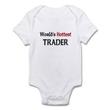 World's Hottest Trader Infant Bodysuit