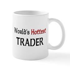 World's Hottest Trader Mug