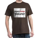 World's Hottest Therapist T-Shirt