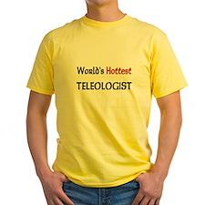 World's Hottest Teleologist T