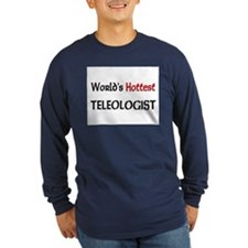 World's Hottest Teleologist T