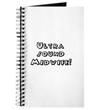 Funny Nurse midwife Journal