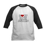"""I Love My French Students"" Tee"