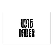 Vote Nader Postcards (Package of 8)