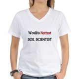 World's Hottest Soil Scientist Shirt