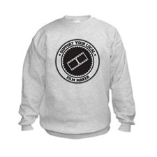 Support Film Maker Sweatshirt