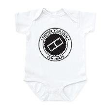Support Film Maker Infant Bodysuit