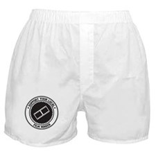 Support Film Maker Boxer Shorts