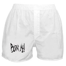 Blow Me By Design Boxer Shorts