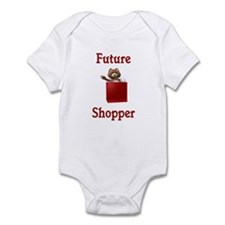 Future Shopper Infant Bodysuit