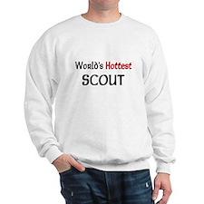 World's Hottest Scout Sweatshirt
