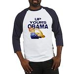 Anti-Obama Baseball Jersey