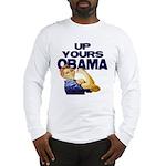 Anti-Obama Long Sleeve T-Shirt