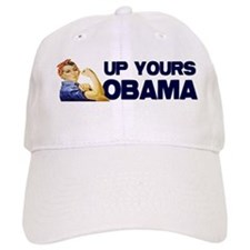 Anti-Obama Baseball Cap
