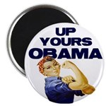 "Anti-Obama 2.25"" Magnet (100 pack)"