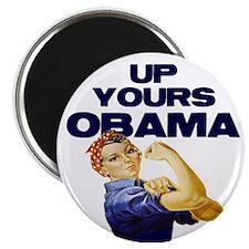 "Anti-Obama 2.25"" Magnet (10 pack)"