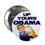 "Anti-Obama 2.25"" Button (100 pack)"
