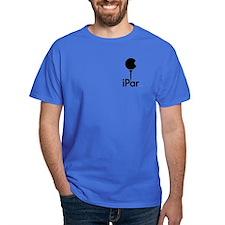iPar Mini Men's Colored Tee (Black Logo)