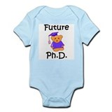 Future Ph.D Onesie