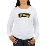 Tchad Legionaire Women's Long Sleeve T-Shirt