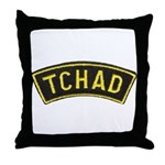 Tchad Legionaire Throw Pillow