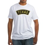 Tchad Legionaire Fitted T-Shirt