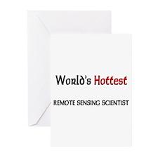 World's Hottest Remote Sensing Scientist Greeting