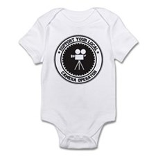 Support Camera Operator Infant Bodysuit