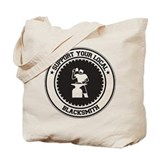 Support Blacksmith Tote Bag