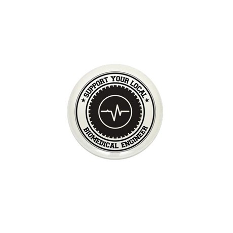 Support Biomedical Engineer Mini Button (100 pack)