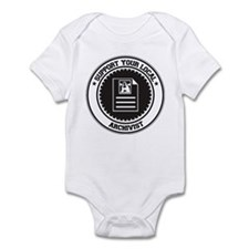 Support Archivist Infant Bodysuit