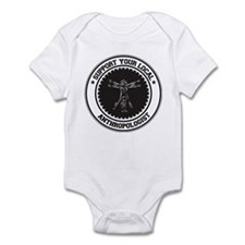 Support Anthropologist Infant Bodysuit