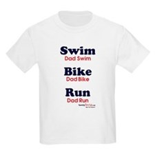 Triathlon Dad T-Shirt