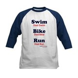 Triathlon Dad Tee