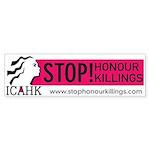 ICAHK Bumper Sticker (10 pk)