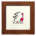 ICAHK Framed Tile